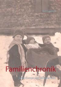 Cover Familienchronik