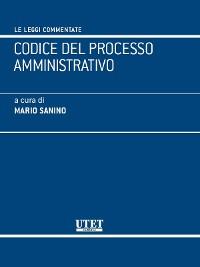 Cover Codice del processo amministrativo