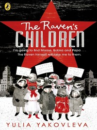 Cover The Raven's Children