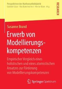 Cover Erwerb von Modellierungskompetenzen