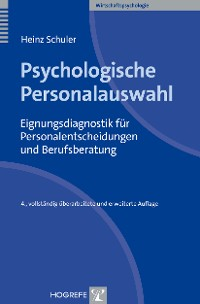 Cover Psychologische Personalauswahl