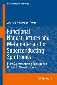 Cover Functional Nanostructures and Metamaterials for Superconducting Spintronics