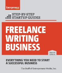 Cover Freelance Writing Business: Step-by-Step Startup Guide
