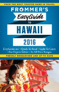 Cover Frommer's EasyGuide to Hawaii 2016
