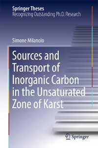 Cover Sources and Transport of Inorganic Carbon in the Unsaturated Zone of Karst