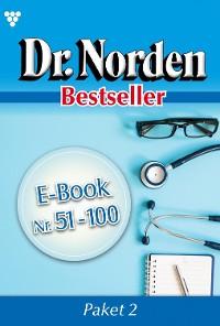 Cover Dr. Norden Bestseller Paket 2 – Arztroman