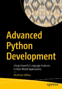 Cover Advanced Python Development