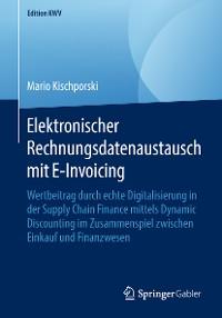 Cover Elektronischer Rechnungsdatenaustausch mit E-Invoicing