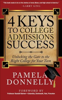 Cover 4 Keys to College Admissions Success