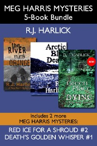 Cover Meg Harris Mysteries 5-Book Bundle