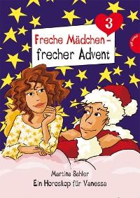 Cover Freche Mädchen - frecher Advent