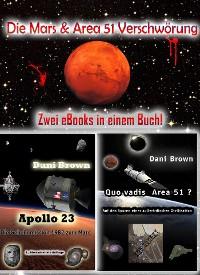 Cover Die Mars & Area 51 Verschwörung