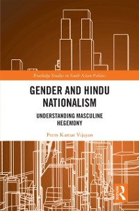 Cover Gender and Hindu Nationalism