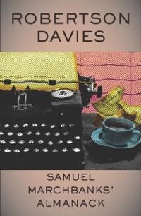 Cover Samuel Marchbanks' Almanack