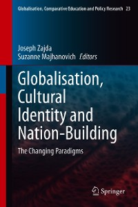 Cover Globalisation, Cultural Identity and Nation-Building