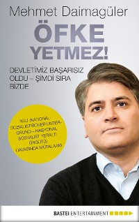 Cover Öfke yetmez!