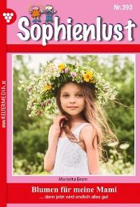 Cover Sophienlust (ab 300) 393 – Liebesroman