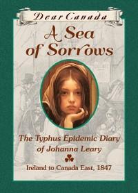 Cover Dear Canada: A Sea of Sorrows