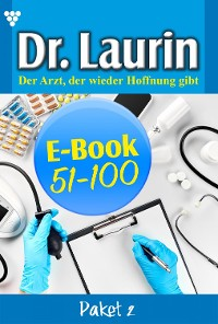 Cover Dr. Laurin Paket 2 – Arztroman