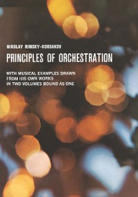 Cover Principles of Orchestration