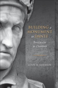 Cover Building a Monument to Dante
