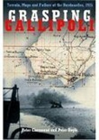 Cover Grasping Gallipoli
