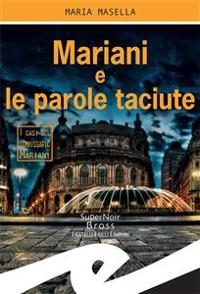 Cover Mariani e le parole taciute