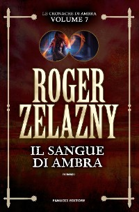Cover Il sangue di Ambra