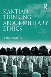 Cover Kantian Thinking about Military Ethics