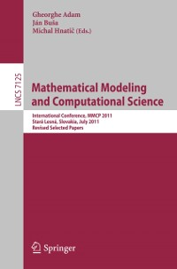 Cover Mathematical Modeling and Computational Science