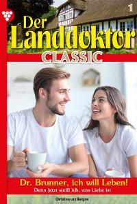 Cover Der Landdoktor Classic 1 – Arztroman