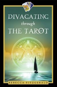 Cover Divagating Through the Tarot