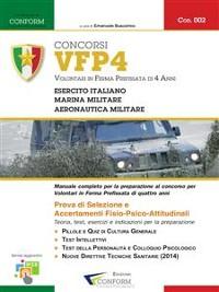Cover 002 | Concorsi VFP4 – Volontari in Ferma Prefissata di 4 anni (Prova di Selezione, TPA)