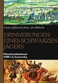 Cover Erinnerungen eines Schwarzen Jägers