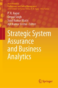 Cover Strategic System Assurance and Business Analytics