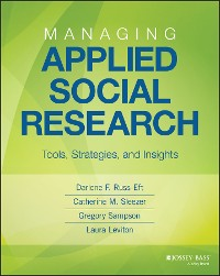 Cover Managing Applied Social Research
