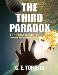 Cover The Third Paradox - The Third Book of Jommer - Translated from the original Terran