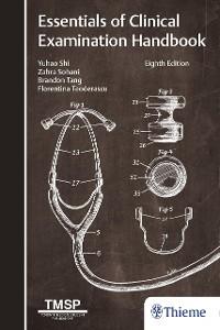 Cover Essentials of Clinical Examination Handbook