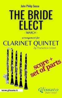 Cover The Bride Elect - Clarinet Quintet (score & parts)