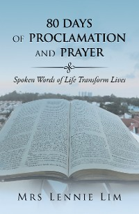 Cover 80 Days of Proclamation and Prayer