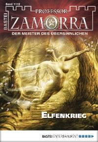 Cover Professor Zamorra - Folge 1112