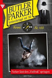 Cover Butler Parker 188 – Kriminalroman