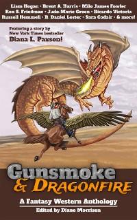 Cover Gunsmoke & Dragonfire