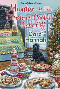 Cover Murder at the Christmas Cookie Bake-Off