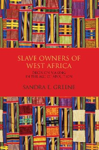Cover Slave Owners of West Africa