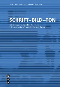 Cover Schrift - Bild - Ton (E-Book)