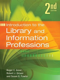 Cover Introduction to the Library and Information Professions