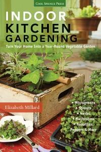 Cover Indoor Kitchen Gardening