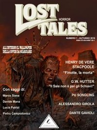 Cover Lost Tales: Horror n°1 - Estate 2018