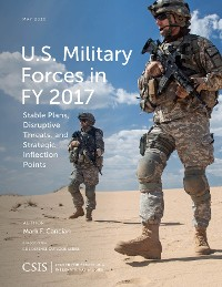 Cover U.S. Military Forces in FY 2017